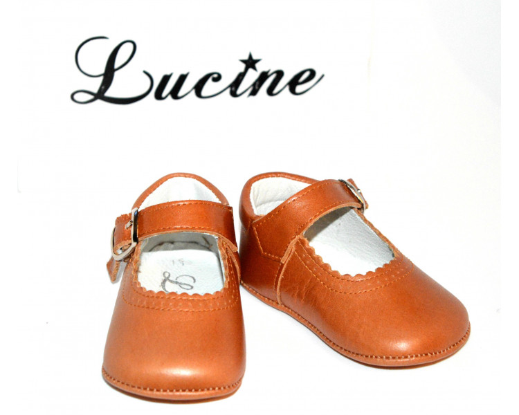 Mini-Alice - cuir CAMEL