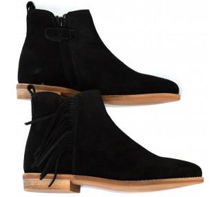 Boots - INDIENNES Noires