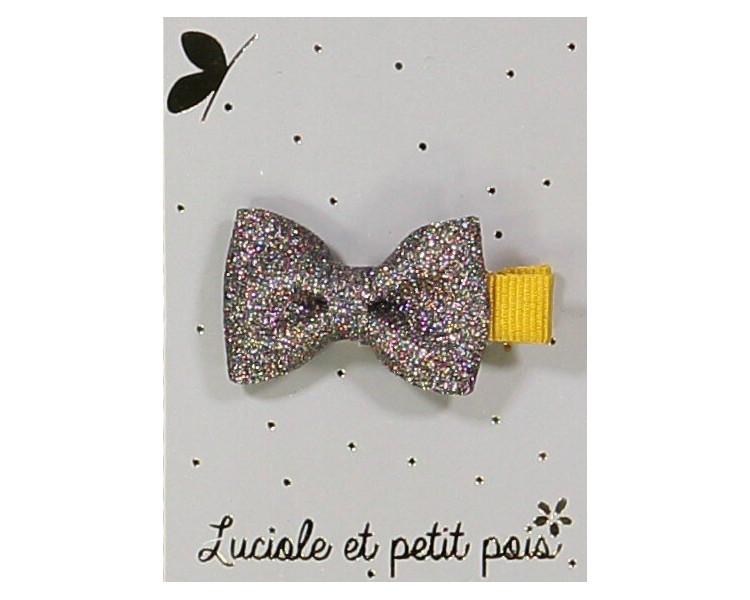 Barrette Mini Papillon - pince CROCODILE