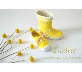 JAUNE doux - Baby Flac t19/23