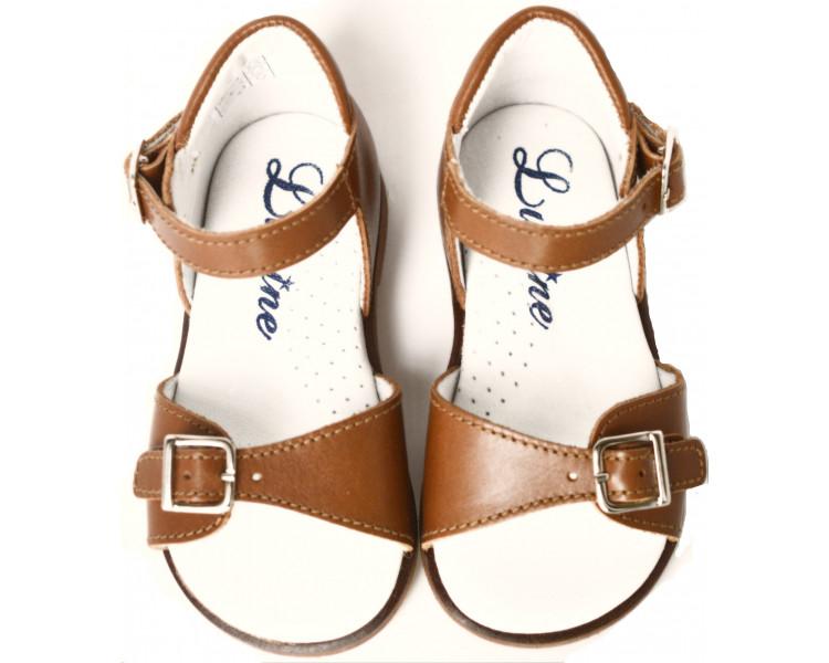 Nu-pieds REGLABLES - CAMEL