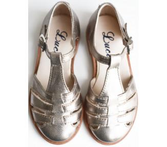 Céleste - sandalettes OR