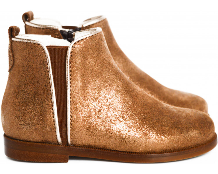 Boots RESISTANTES - cuir CAME IRISE