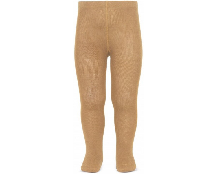COLLANTS lisses - CAMEL clair