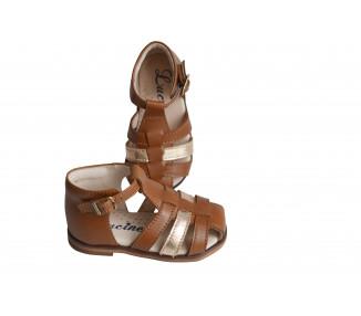 Nu-pieds - CAMEL/or