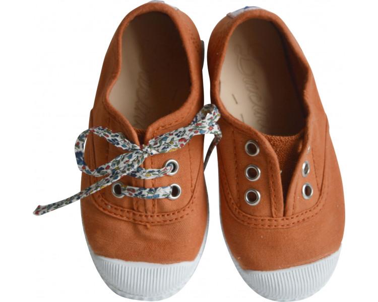 CUMIN - Toiles à lacets et élastiques
