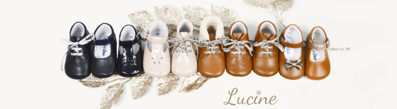 Mini-Chaussons Avant Marche | Chaussures Lucine