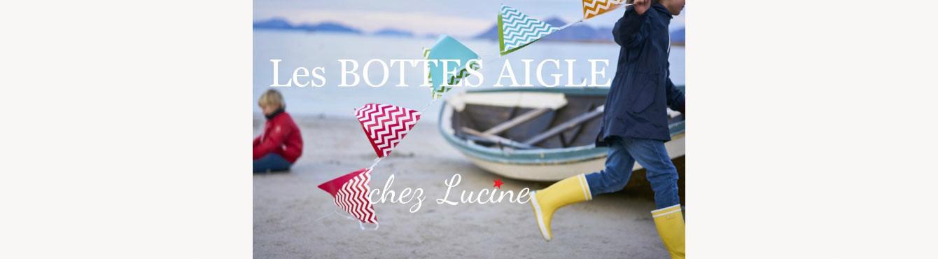 Bottes de Pluie Aigle | Chaussures Lucine