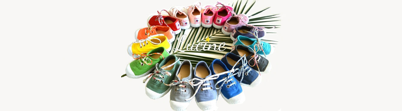 Chaussures Toile et Baskets Enfants | Chaussures Lucine