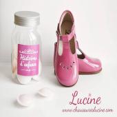 COULEUR VITAMINÉE avec les NOUVELLES Ange en cuir vernis FUSCHIA 💕💕💕 En vente dans de NOMBREUSES COULEURS sur www.chaussureslucine.com.  Guide pointure directement sur notre site  #chaussureslucine #bottillons #salomes #Salomés #chaussuresbebe #chaussuresenfant #retrochic #retro #vintage #babyshoes #kidsshoes #shoes #shoesaddict #bebestyle #lookbebe #bebechic #modebebe #modeenfant #babyfashion #sochic #kidsstyle #kidsfashion #kidslook #cuir #qualite #confort #babybrand #kidsbrand #frenchbrand #marquefrancaise